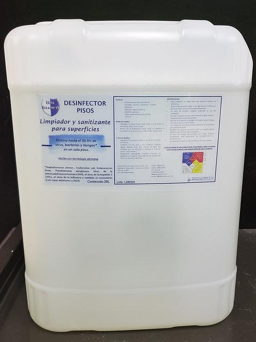 Desinfector Concentrado 20 L