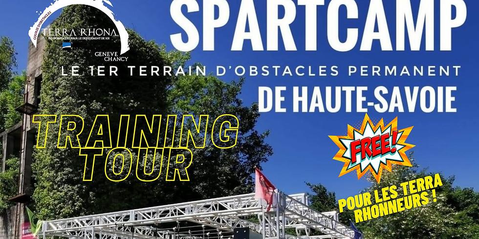 TERRA RHONA TRAINING TOUR By Spartcamp