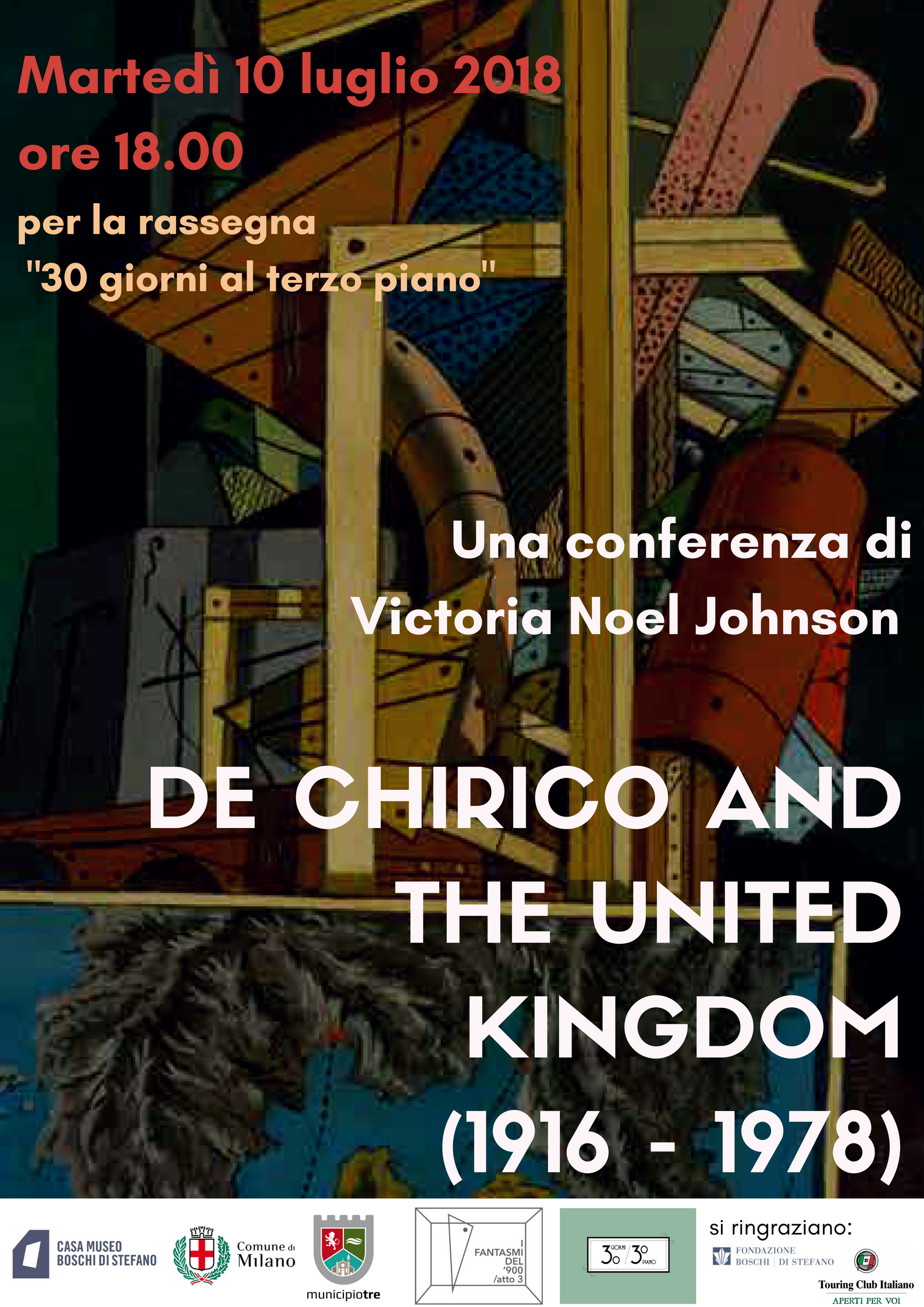 Book conference, Milan