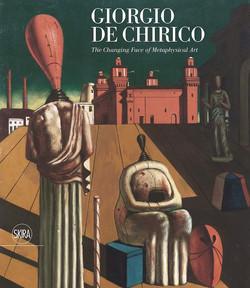 Publication 'de Chirico' frontcover
