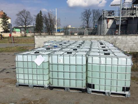 Příběh dezinfekce z Ethanol Energy
