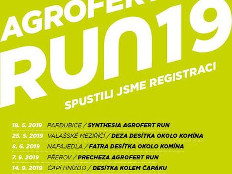 Agrofert RUN 2019