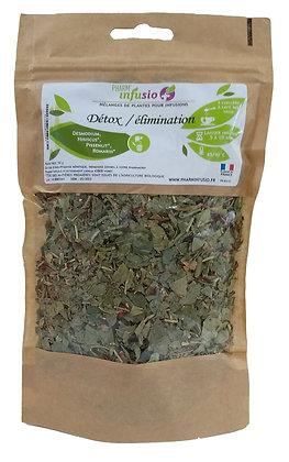 6 sachets Mélange Détox/élimination 45 g