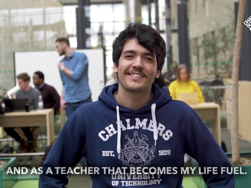 Reklamfilm / Chalmers Tekniska Högskola