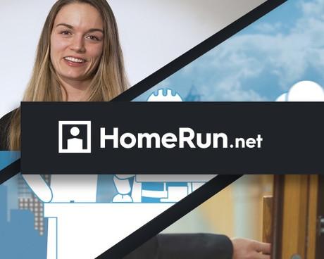 Löpande marknadsarbete åt HomeRun