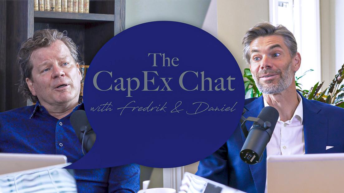 Producerende av videopodden the CapEx Chat