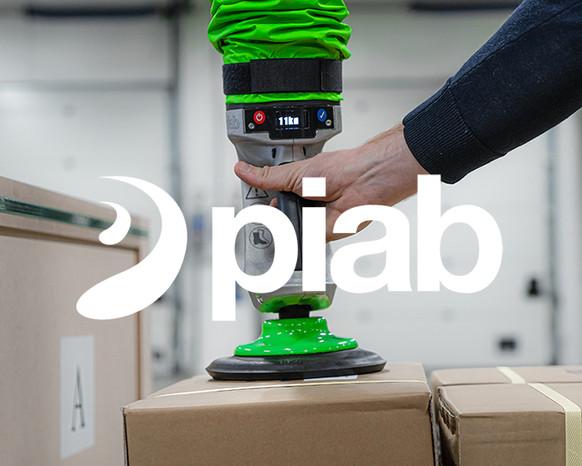 Kundreferensfilm och Customer Success Story åt Piab