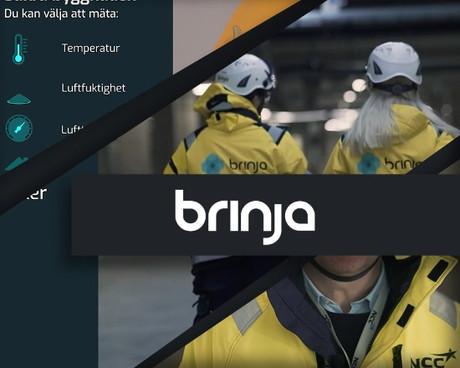 Medieproduktionspartner åt Brinja