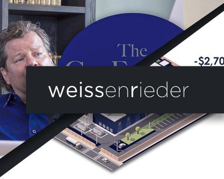 Medieproduktion och digital marknadsföring åt Weissenrieder