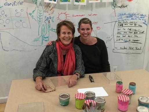 Raising Creative Thinkers - Bookshare Event at Portfolio School