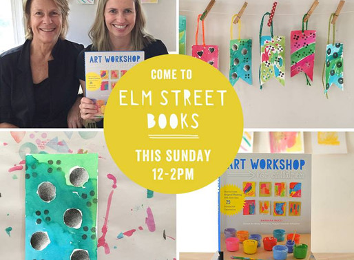 Book Signing at Elm Street Book Store