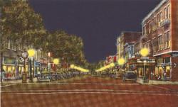 Main Street c.1940's