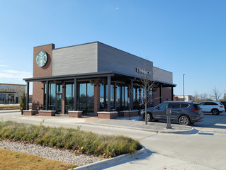 Completed Project: Starbucks @ Chimney Hill