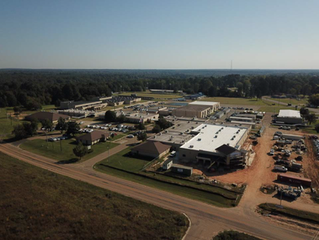 Construction Update: Redwater ISD Campus Improvements