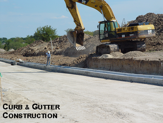 "6,000 LF of 12"" Waterline - Austin's Colony Parkway Project"