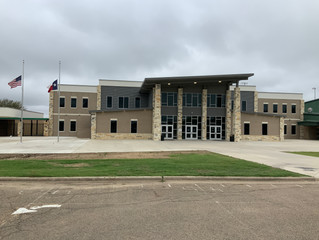 Construction Update: Kerens ISD CMAR Bond Improvements Project