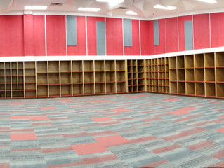 Recently Completed: Diboll ISD High School Bandhall Renovations