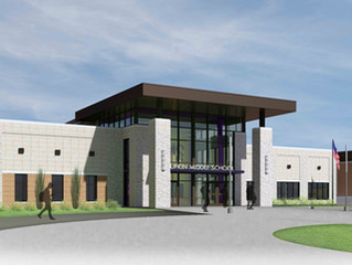 Construction Update: Lufkin ISD New Middle School