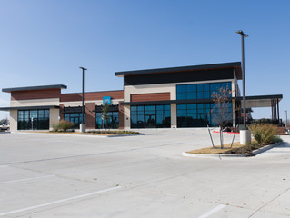 Completed Project: Chimney Hill Retail Center