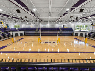 Recently Completed: Lufkin ISD Multi-Purpose Building