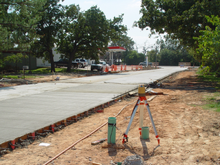 Complete Infrastructure Replacement: City of Bryan