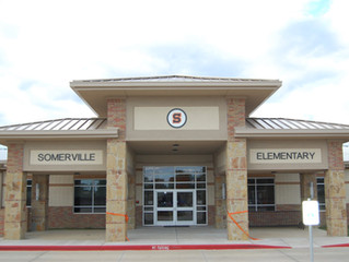 Completed Project: Somerville ISD - New Elementary School & Activity Gym