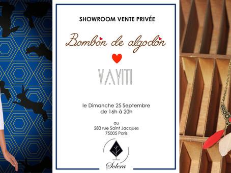 Showroom  Vente Privée