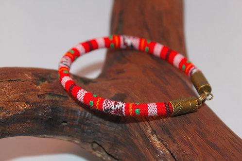 vayiti-bracelet-tissu-rouge