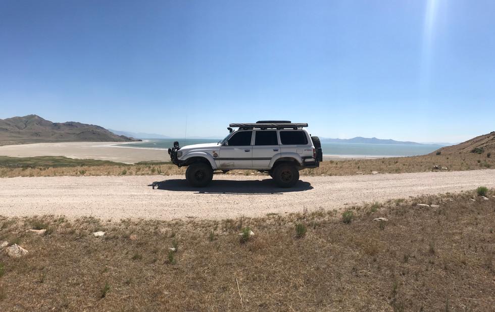 Just Around Salt Lake City... Antelope Island