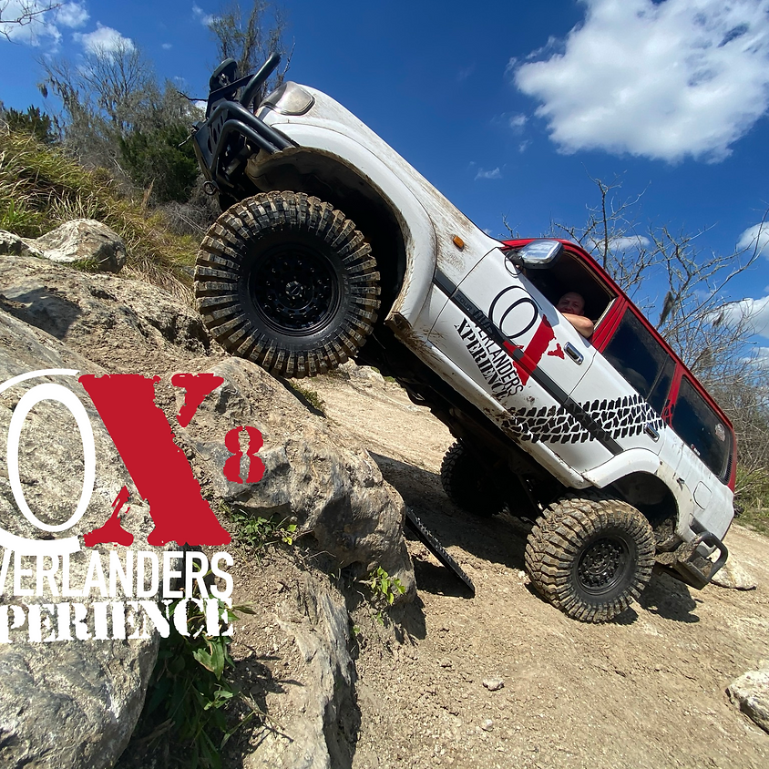 OX 8 Overlanders Xperience