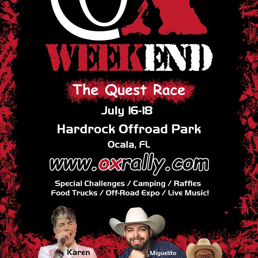 OX Weekend