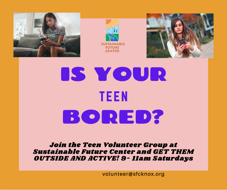 Teen Volunteer Group