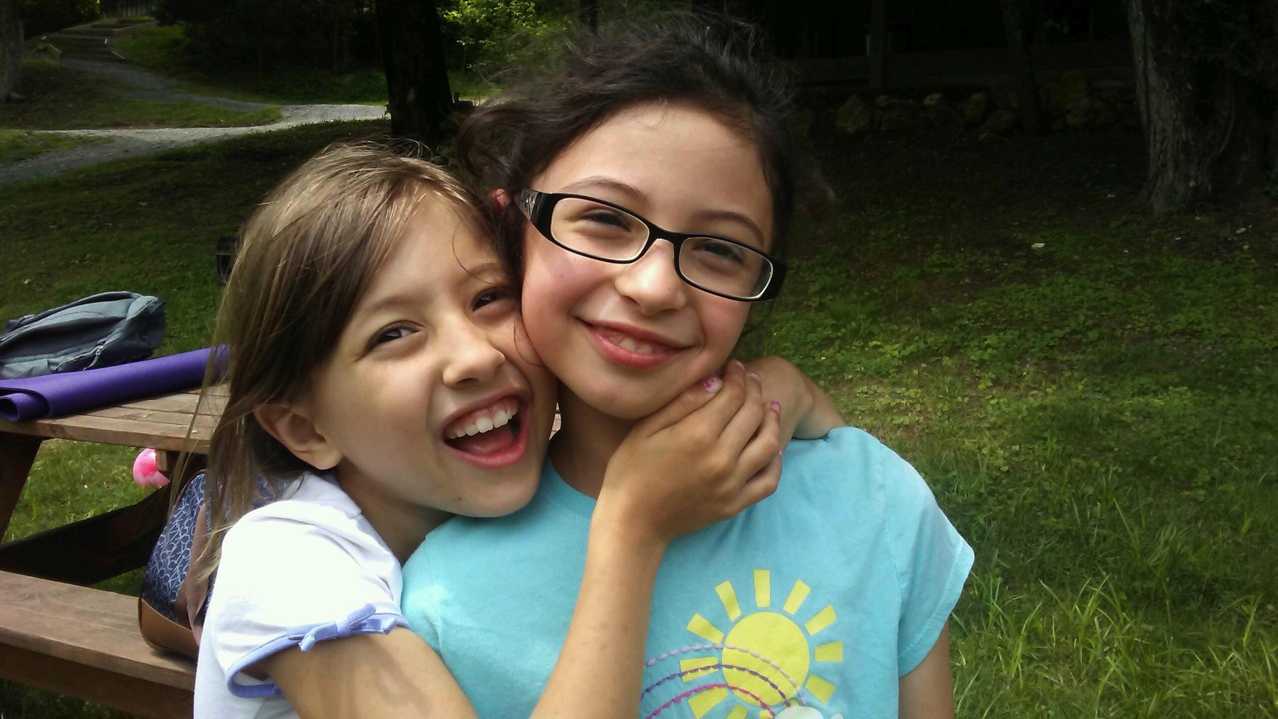 Shanti & Haleigh