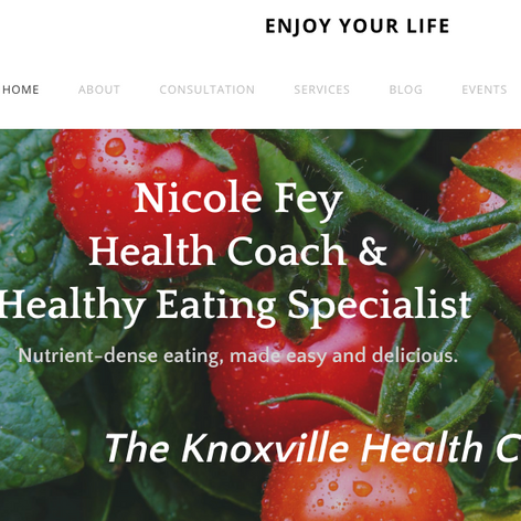 Knoxville Health Coach