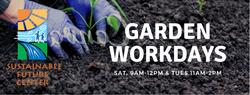 Garden Workdays