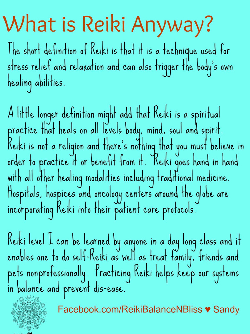 What is Reiki Anyway?