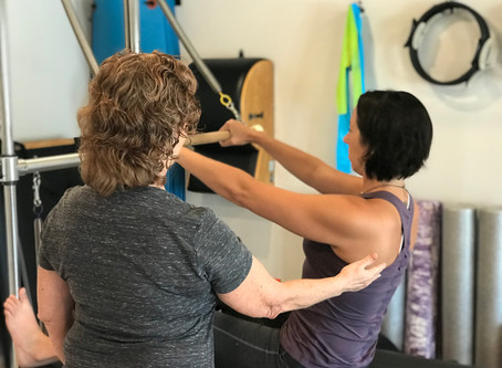 My Journey to Pilates and How it Changed My Life