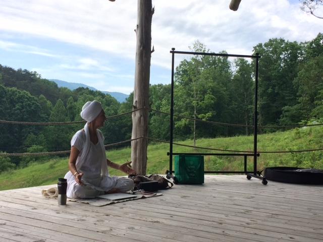 Rai Kaur Khalsa teaching