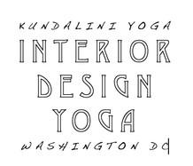Interior Design Yoga