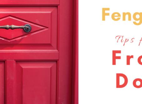Feng Shui: Tips for The Front Door