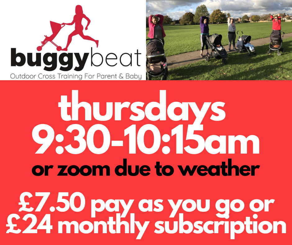 Buggy Beat with Carrie THAME Thursday