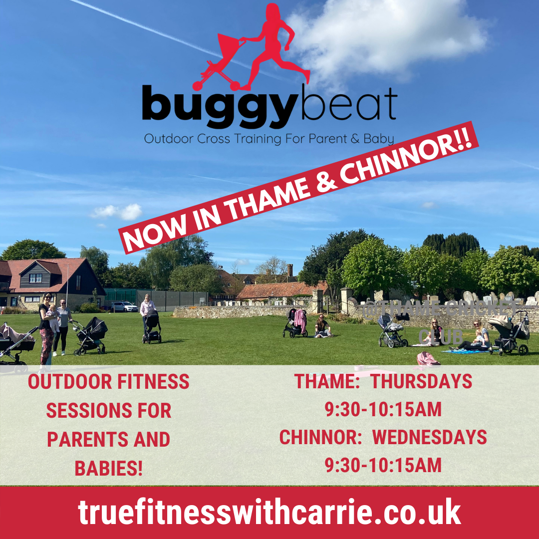 Buggy Beat with Carrie CHINNOR Wednesday