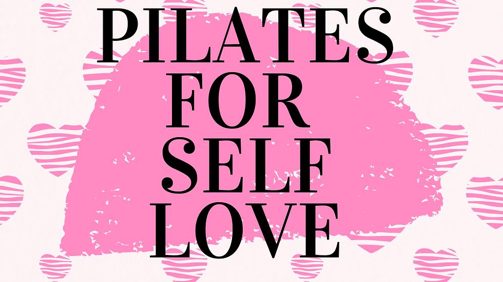 Pilates for Self Love