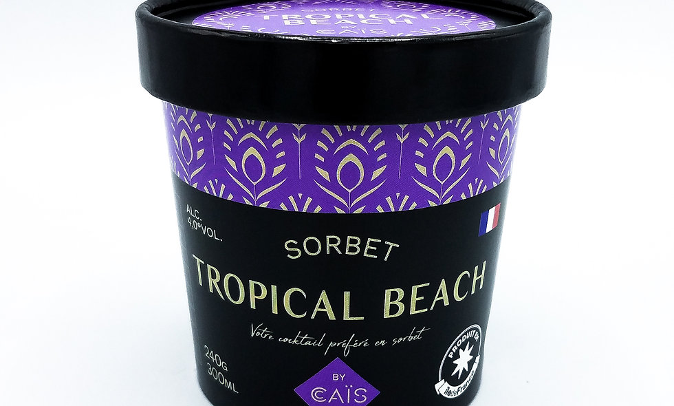 Sorbet Tropical Beach (4,0°)