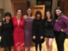 Boston Conservatory at Berklee Senior Song Program (Accompaniment)