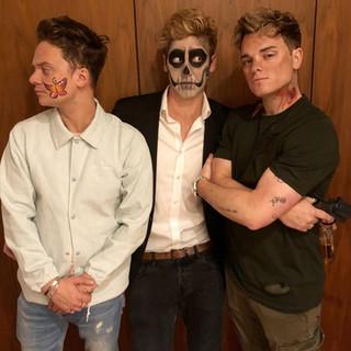 Halloween Clients