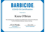Barbecide Covid-19 Training