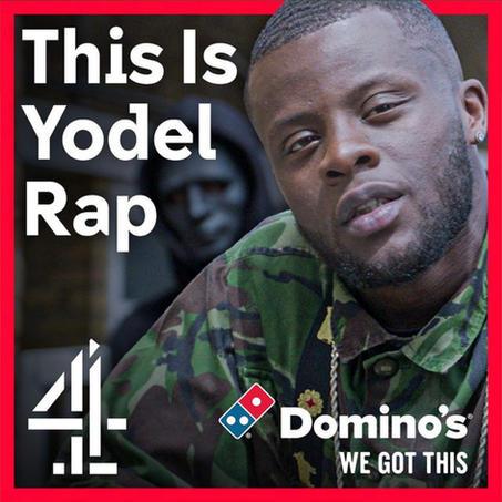 Channel 4 X Domino's