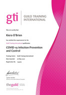 Covid-19 Infection Prevention and Control Training