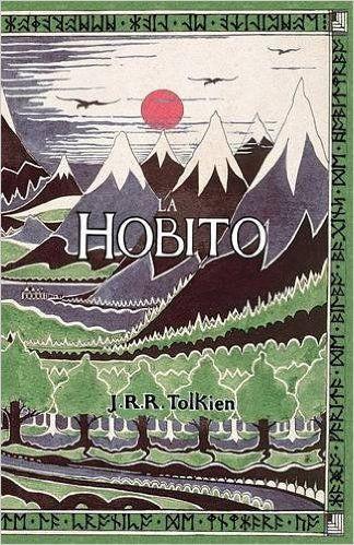 the hobbit in esperanto